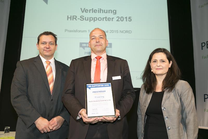 HR Supporter Award 2015
