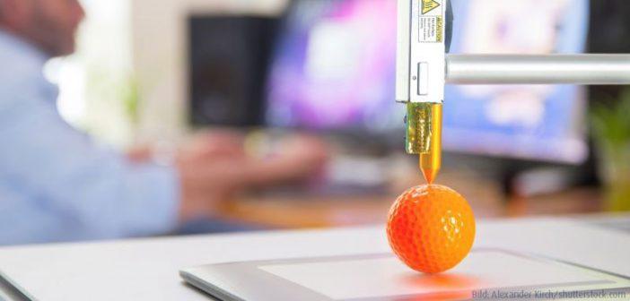 Wie 3D-Druck die Wettbewerbsfähigkeit revolutioniert