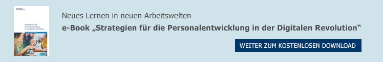 e-Book Strategie Personalentwicklung Digitale Revolution