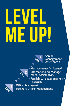 Career Lines Assistenz- und Office-Management - Level me up!
