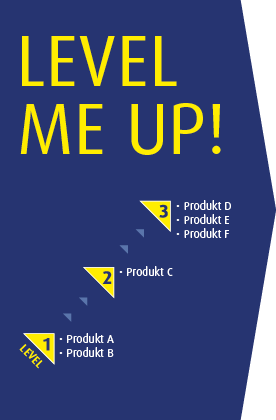 Level me up - Career Lines