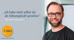 s.mile erleichtert Entwicklung: Thorsten Kaufmann