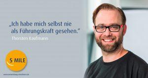 Haufe Akademie Projekt s.mile erleichtert Entwicklung: Thorsten Kaufmann