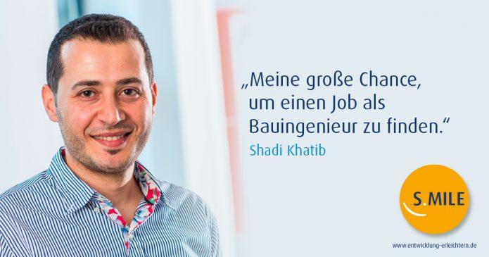 Haufe Akademie Projekt s.mile: Vorstellung Shadi Khatib