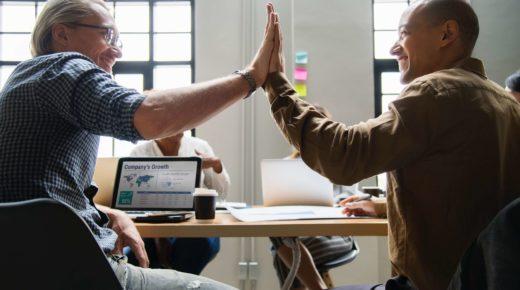 Karriereboost durch Business Buddies? Warum 5 Menschen so viel bewirken können!