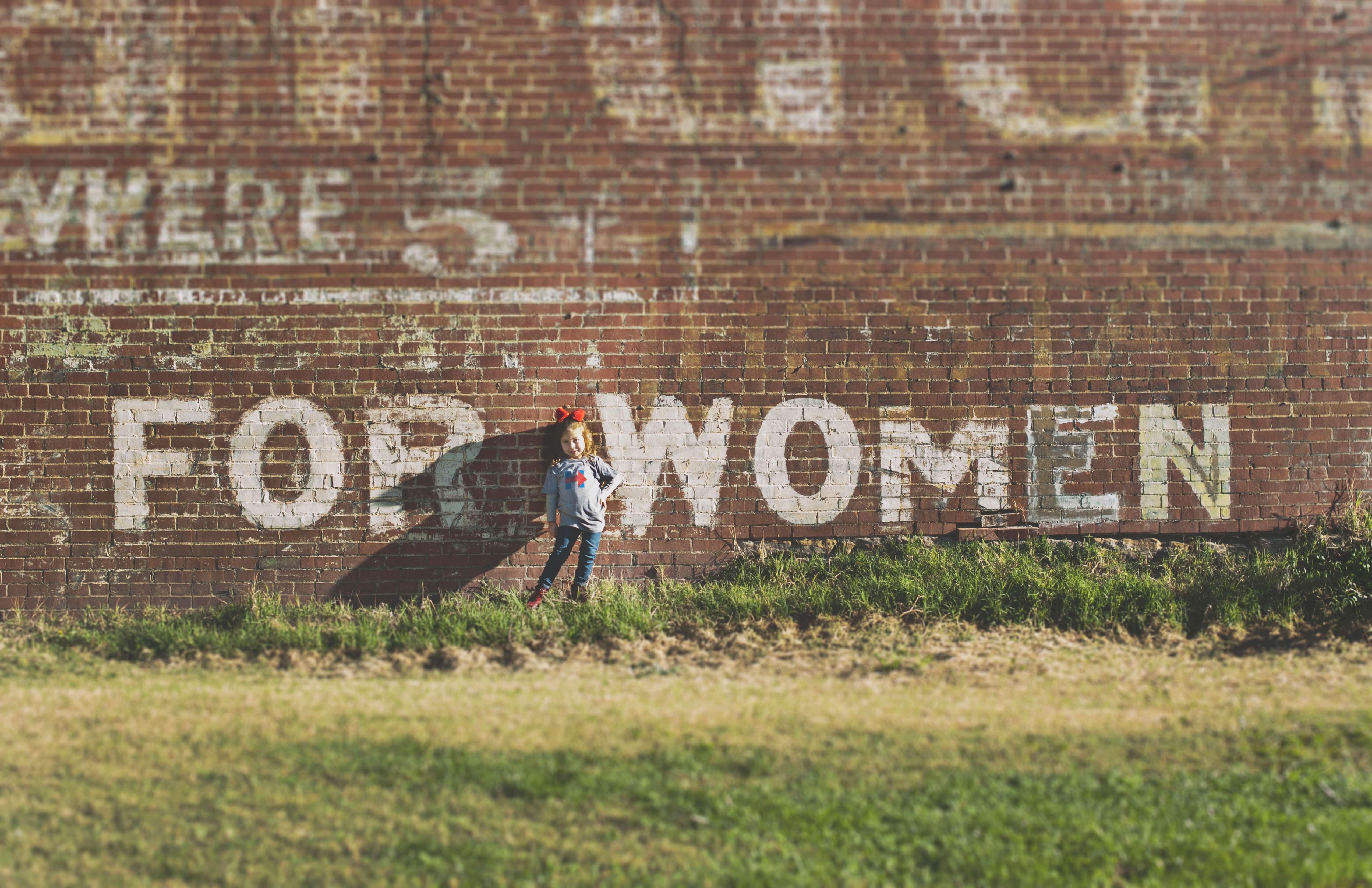Für Frauen, ein Plädoyer!