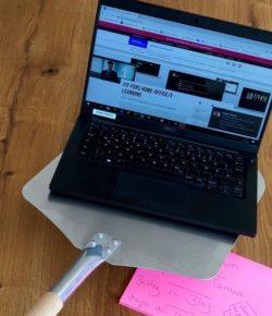 Online einfach mal 'ne Schippe drauflegen