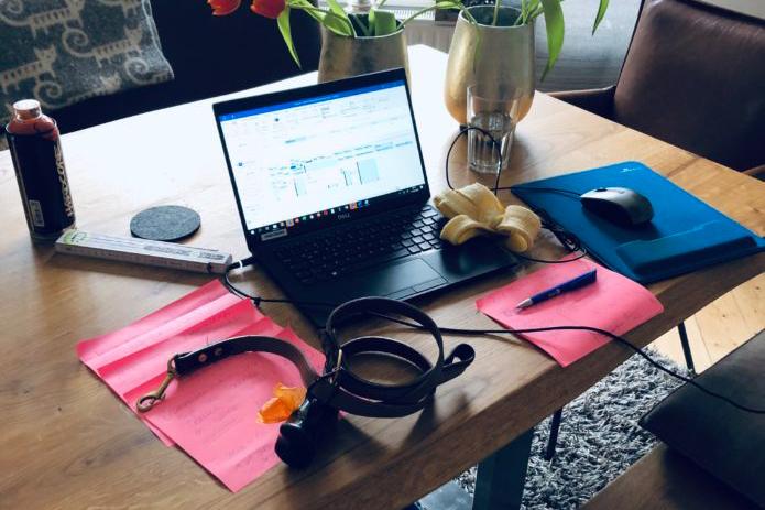 Vom Leben (und Überleben) im #workfromhome Modus